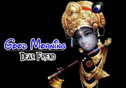 Radha Krishna Good Morning Images Download